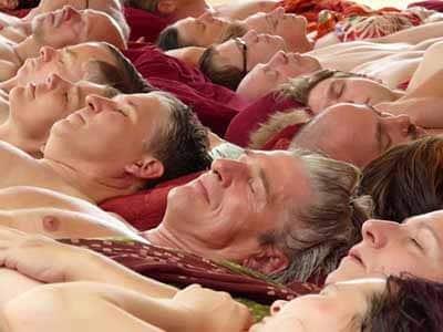 Tantra Seminar Gruppe