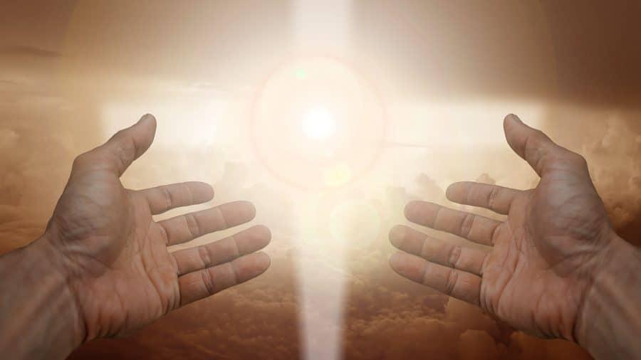 """Meditation und beten - das """"echte"""" Vaterunser meditieren"""
