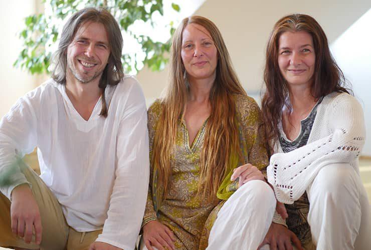 Seminarleitung Dirk Liesenfeld und Sarah Lenze