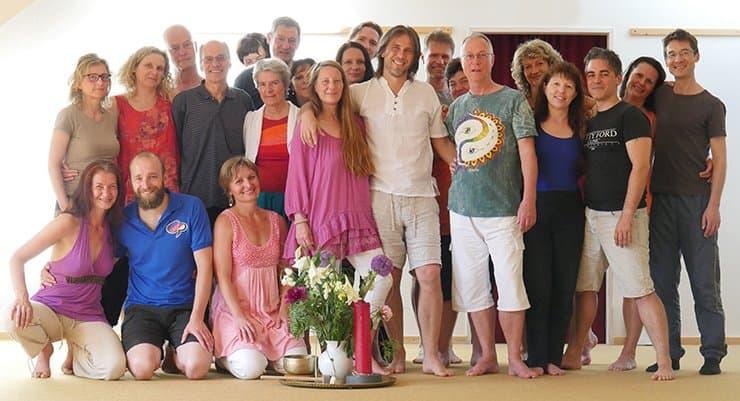 Seminargruppe Tantra und Selbsterkenntnis Seminar